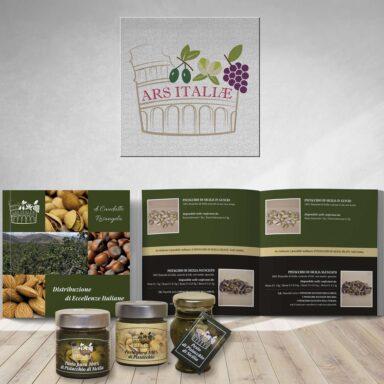 Catalogo prodotti alimentari Ars Italiae