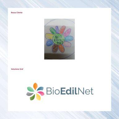Ottimizzazione marchio BioEdilNet, consorzio di aziende di bio-edilizia