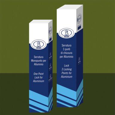Packaging per prodotti CMF Secure