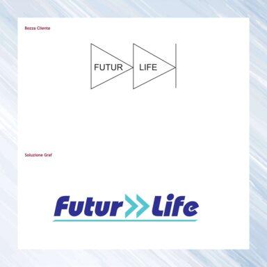 Ottimizzazione marchio Futur Life, servizi di assicurazione