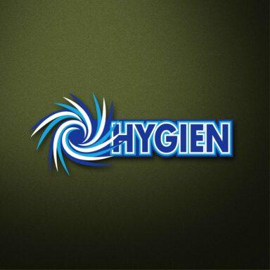 Marchio per prodotti di igiene e sanificazione Hygien