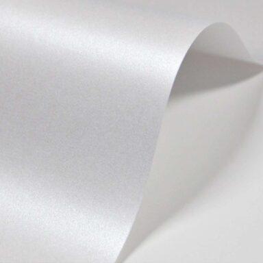 Majestic Marble White: cartoncino bifacciale con tonalità perlata bianco