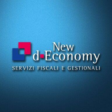 Marchio per franchising su servizi fiscali e gestionali New d-Economy