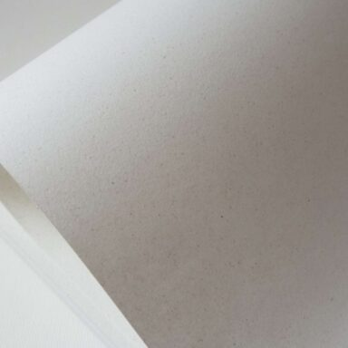 Shiro Echo: carta ecologica di alta qualità contiene 100% di fibre riciclate post-consumo certificata FSC.
