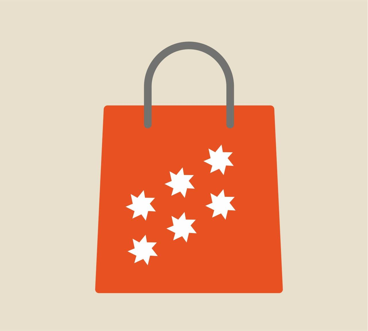 stampa di shopper personalizzati